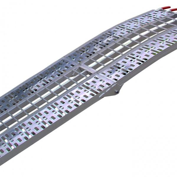 Lightweight Folding Aluminium Ramps (Set of 3