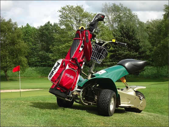 Fairway Rider G3 Golf Buggy